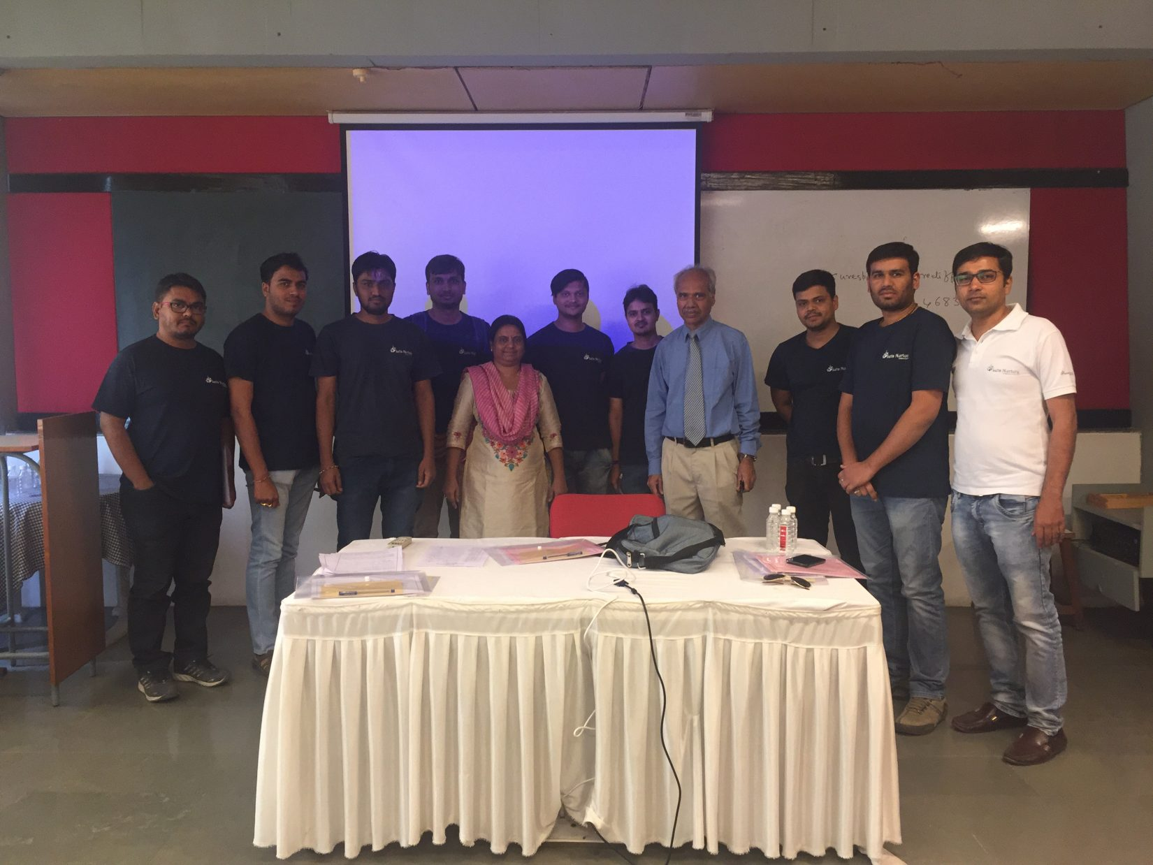 EMPOWERING TEAM BUILDING – An interactive workshop attended by LetsNurture team
