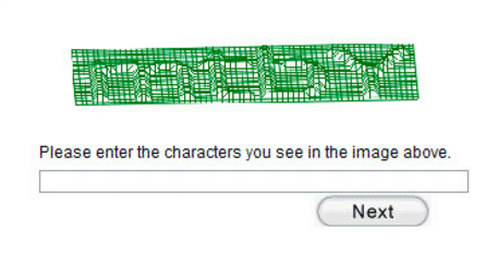 8 widely used captcha examples