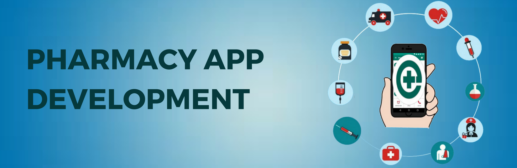Pharmacy app development