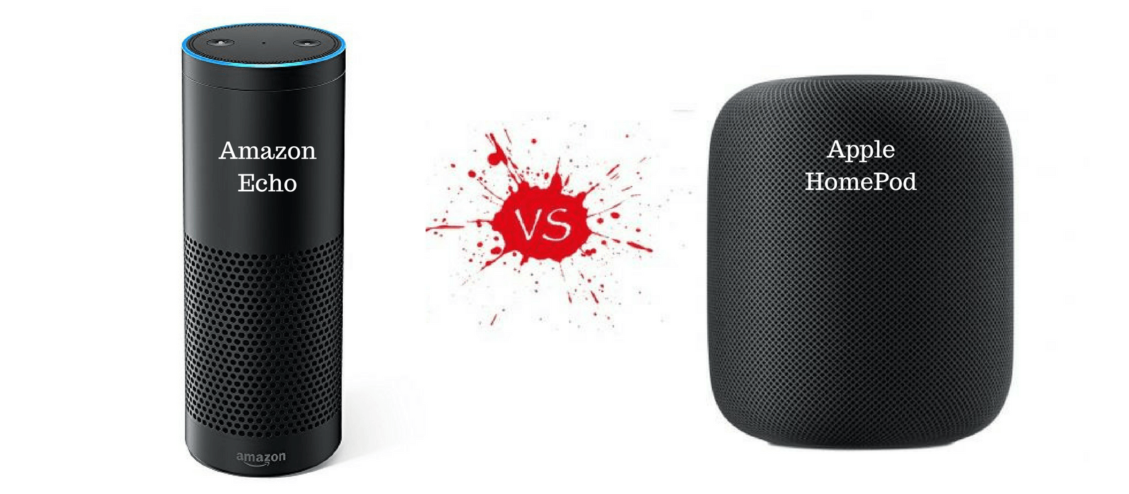 Apple HomePod vs Amazon Echo : Who's gonna lead voice enabled technology?