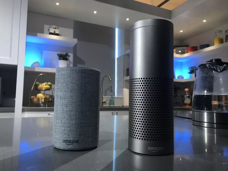 Amazon-Echo-Voice-enabled-device