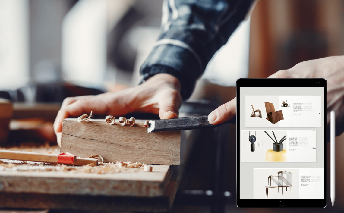 5 Benefits of E-catalogue App for Furniture Industry
