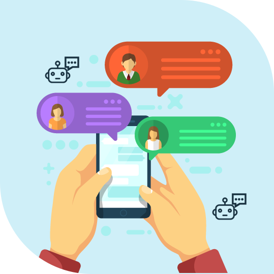 Chatbot solution for better engagement with customers