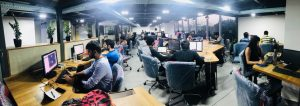 IoT applications transforming Coworking Space Management