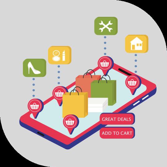 On-Demand service platform to order food online