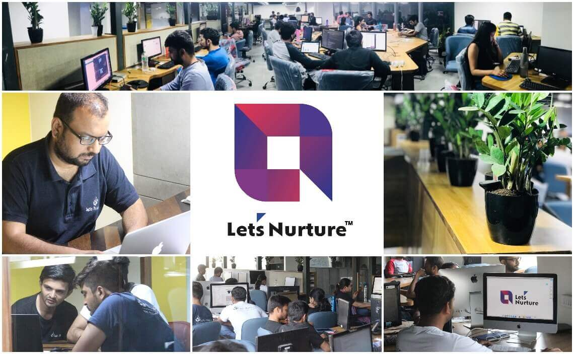 Let's Nurture announces opening of their new IT development center in Ahmedabad accelerating growth