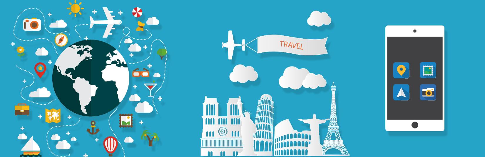 Top Mobile Travel App Development Trends in 2018