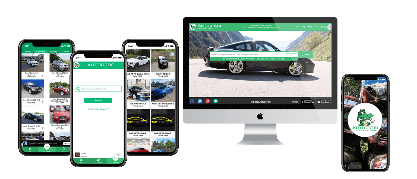 Automobile After sell Marketplace Solution