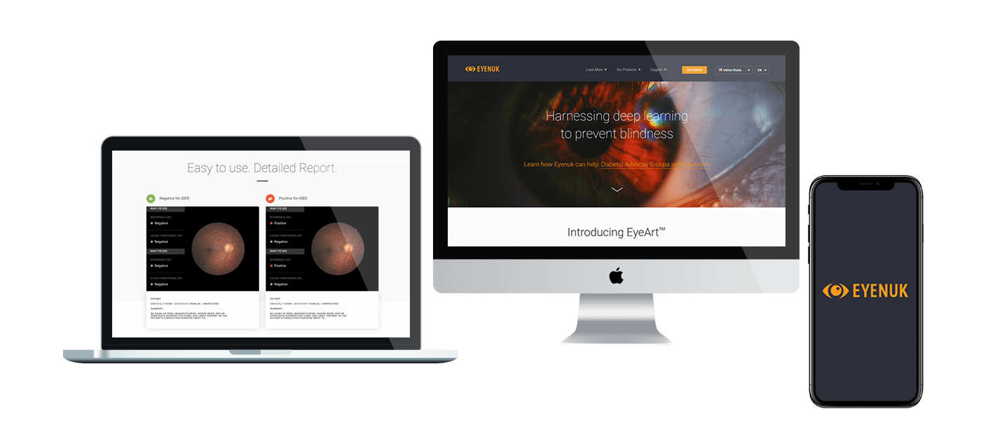 CMS Website for Diabetic Retinopathy Patients