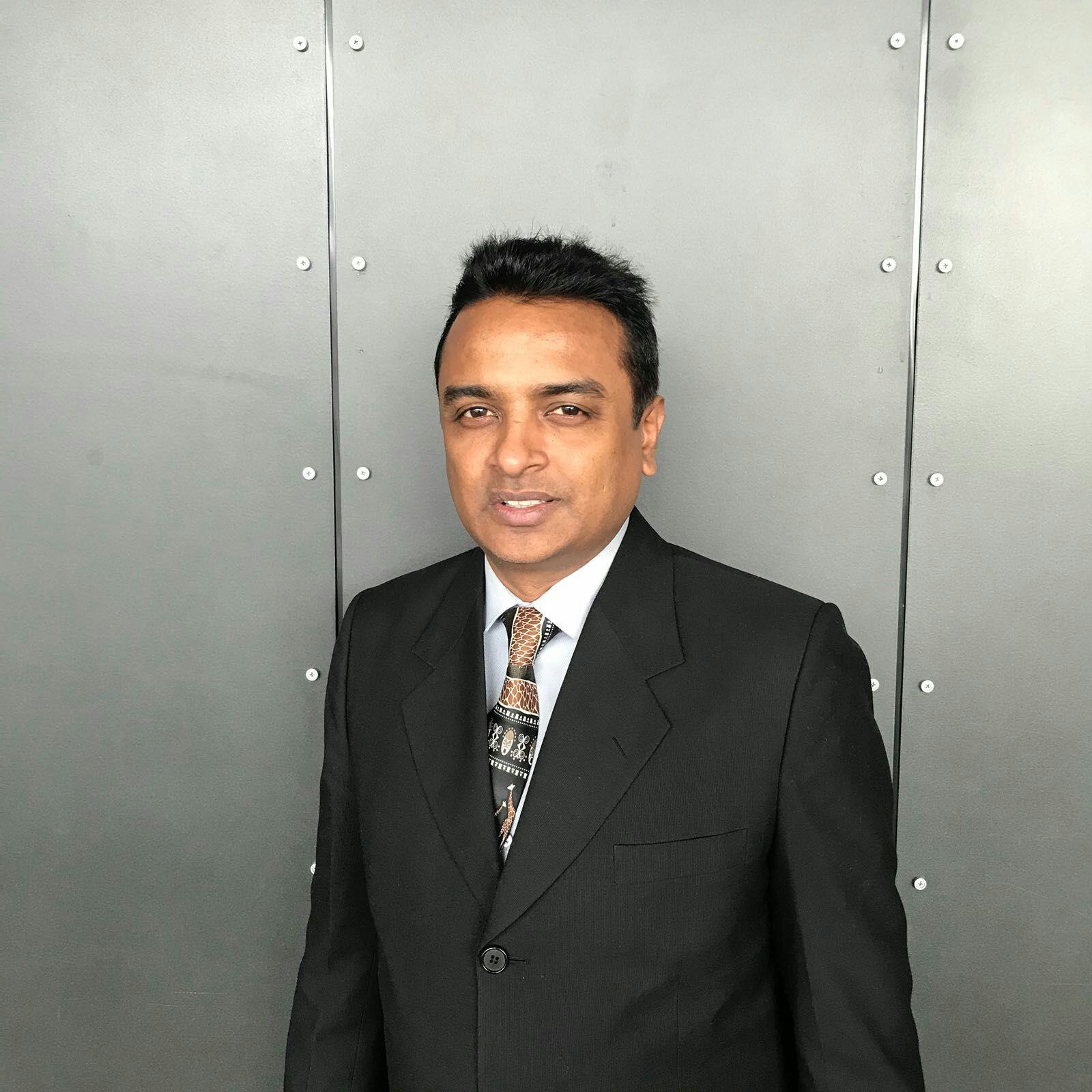 Eddy Patel