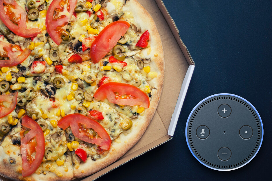 How much it will cost to development an amazon Alexa Skills for Food delivery platform App like SkipDishes  or UberEats