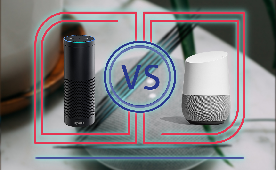 Amazon Echo vs Google Home : Who wins the battle of the best voice-enabled technology?
