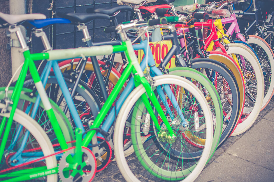 How much will it cost to develop a bike parking spot app like BikeSpace
