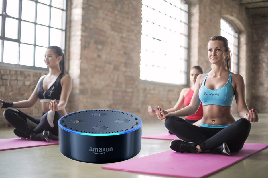 How much would it cost to develop Amazon Alexa Skills for a Guided Meditation App like Calm