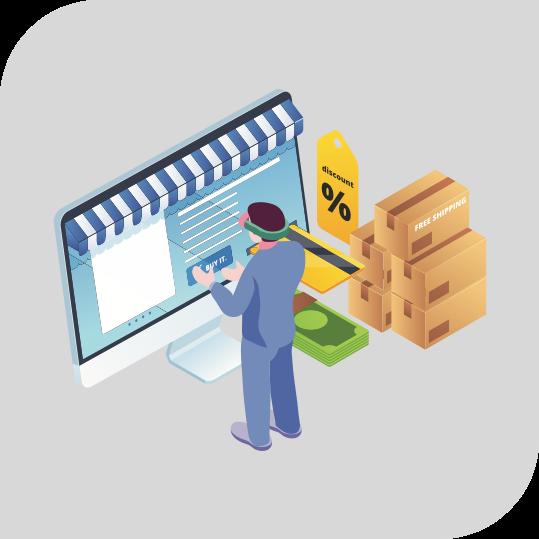 AR based shopping