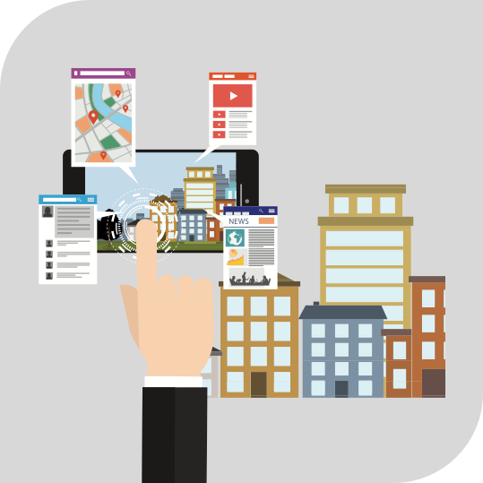 Beacon Integration for Real Estate Marketing