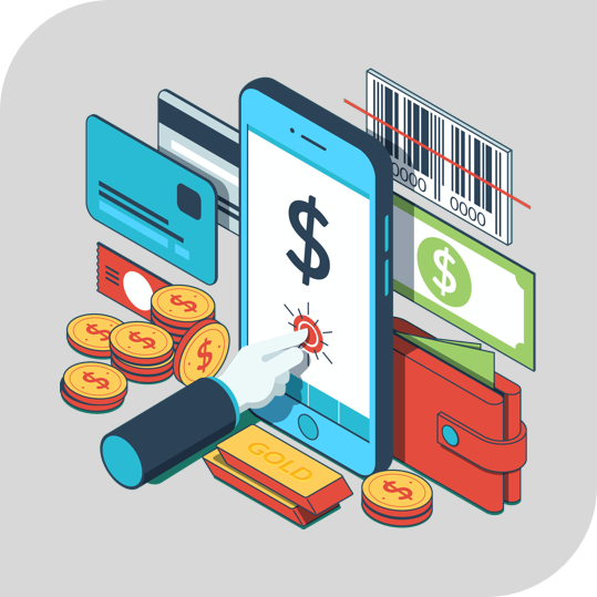 Smart and secure Digital Wallet for your customers