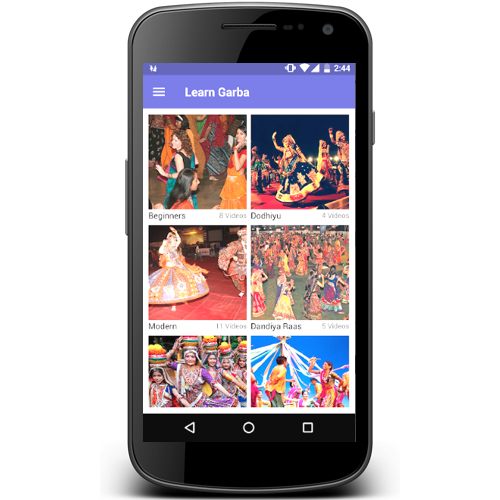 Devotional songs and Garba learning mobile application