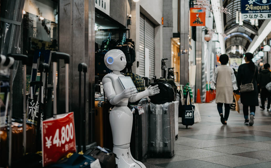 5 Ways eCommerce Logistics are Impacted by Artificial Intelligence