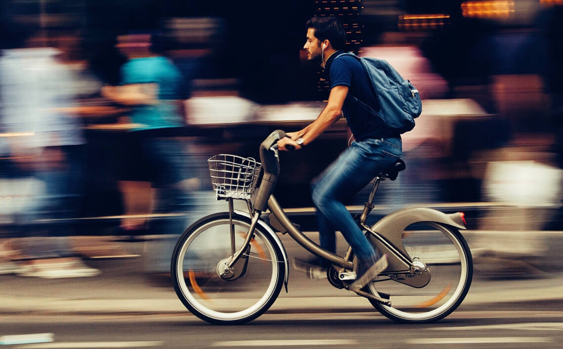 Personal E-Bike for Hire: The Next Horizon of the Sharing Economy