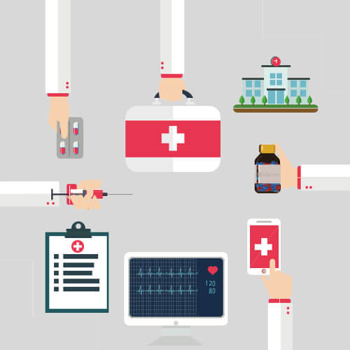 Mobile solutions for Healthcare Professionals