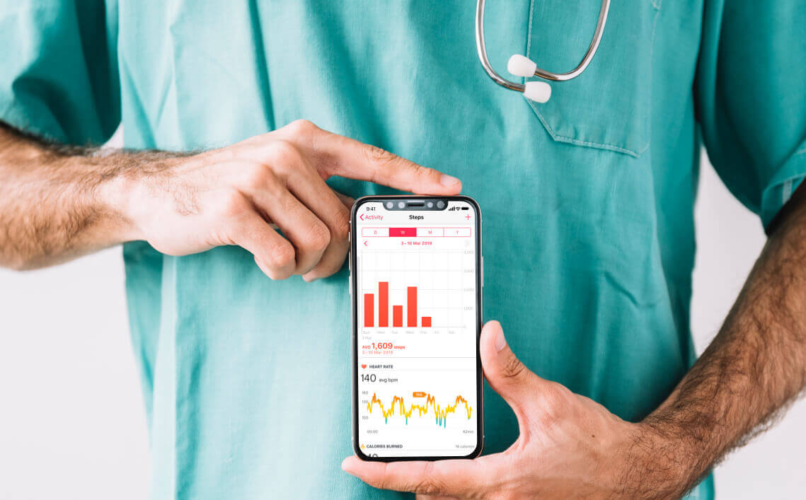 Vitals to Monitor for Your mHealthcare App Development