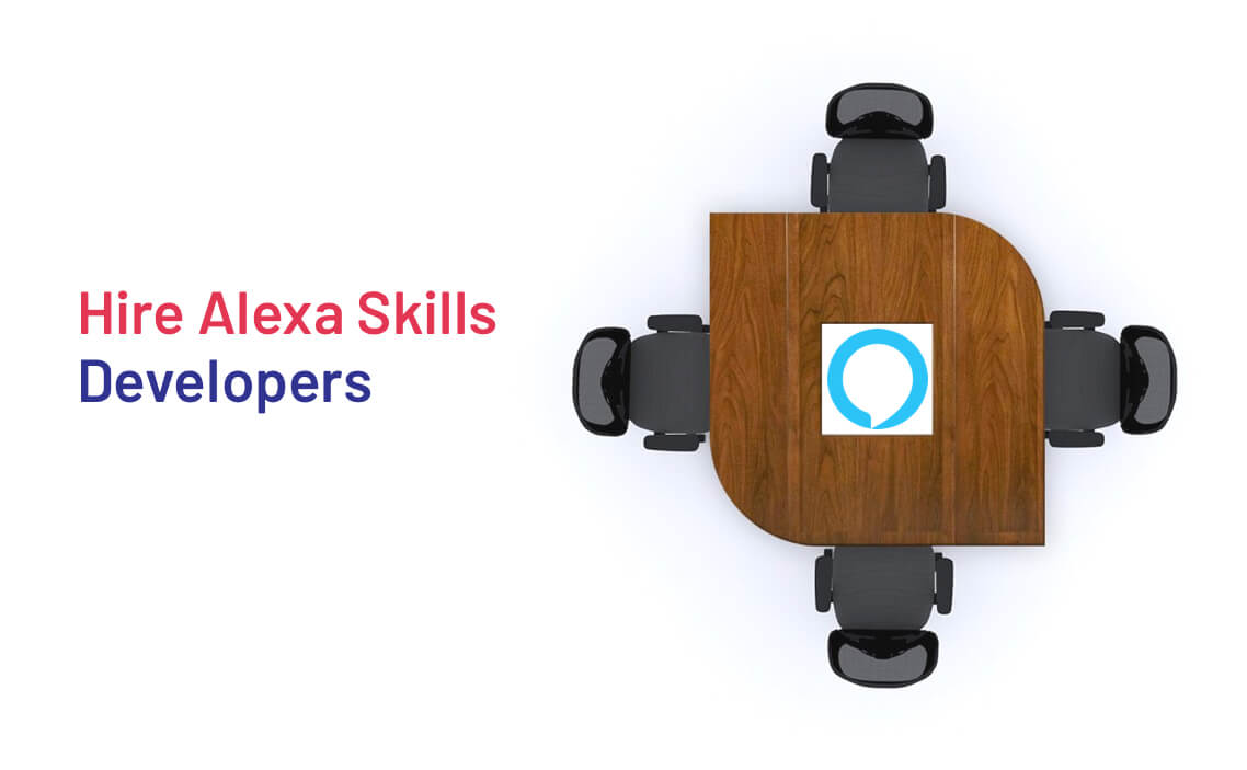 Hire Alexa Skills Developers
