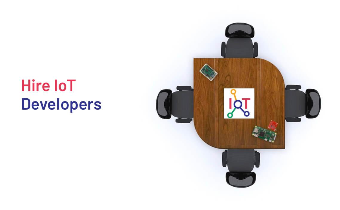 Hire IoT developers
