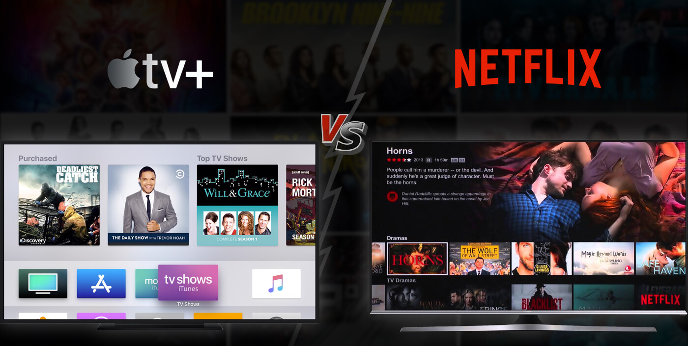 Apple TV+ vs Netflix – Can Apple come on top of its fiercest rival?
