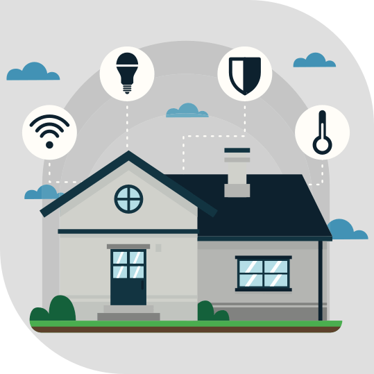 Home Automation for Real Estate