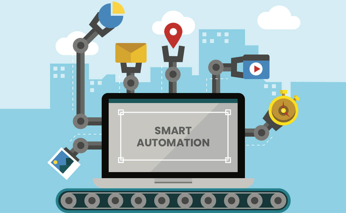 <span>Smart Automation</span><br/> and IoT