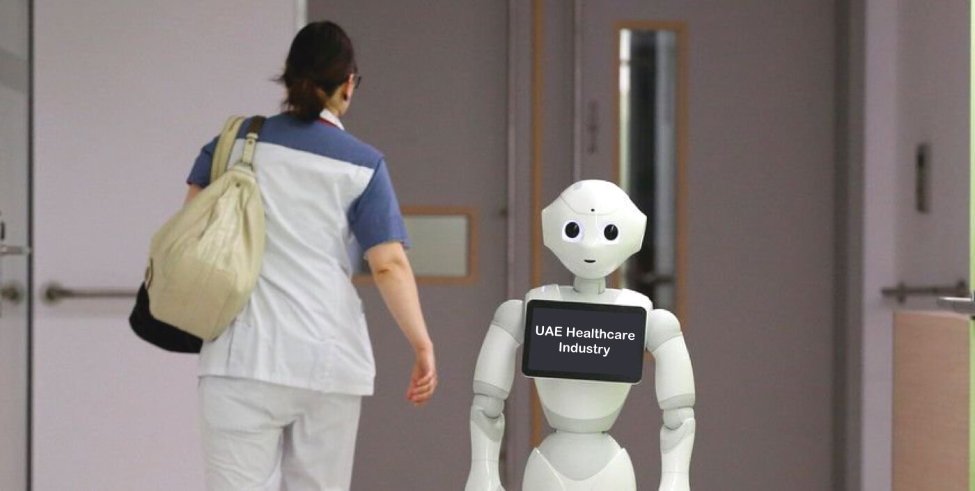 Robotics & AI: The Two Integral Parts of the UAE Healthcare Industry