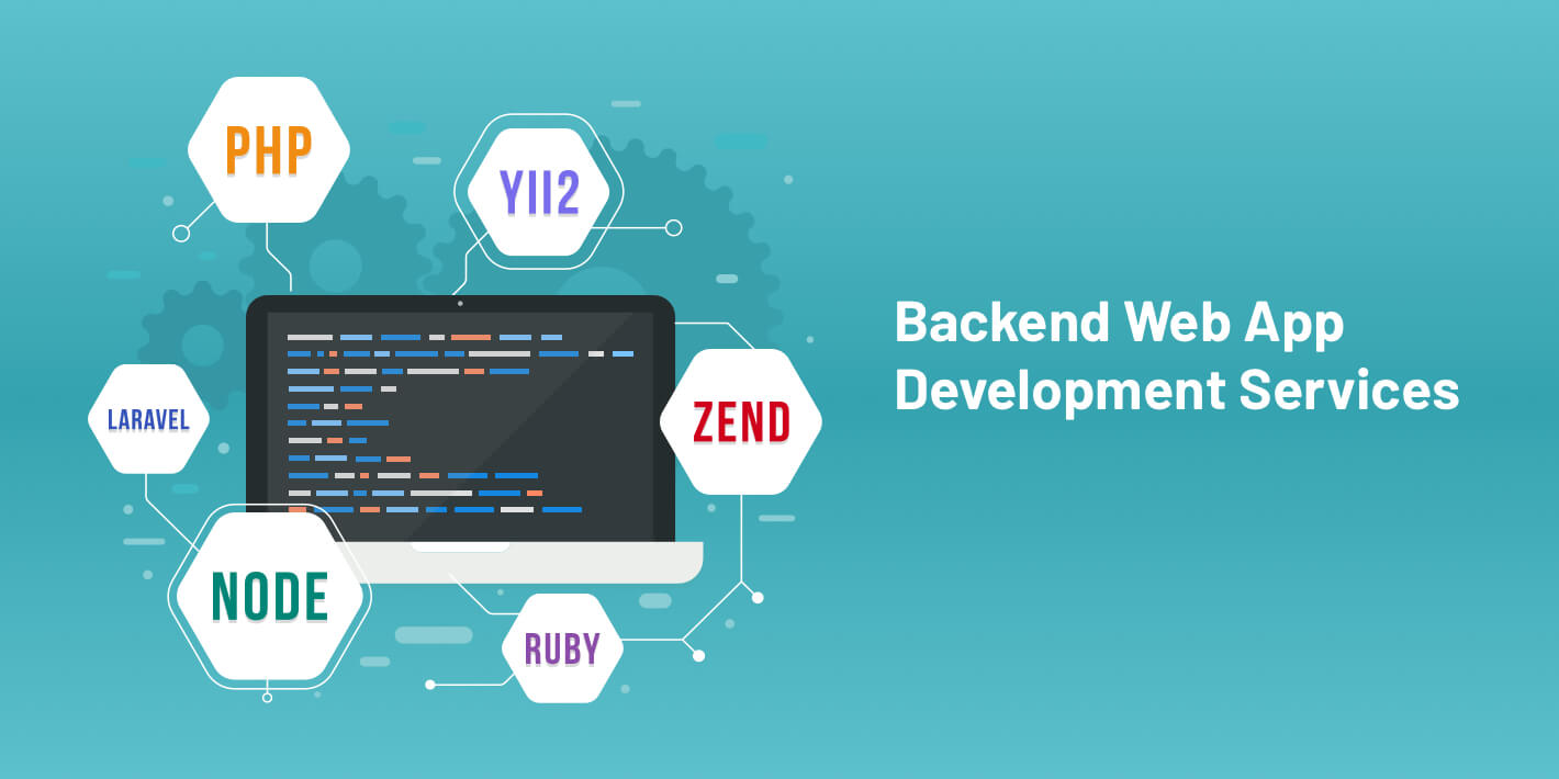 Back End development services - Lets Nurture