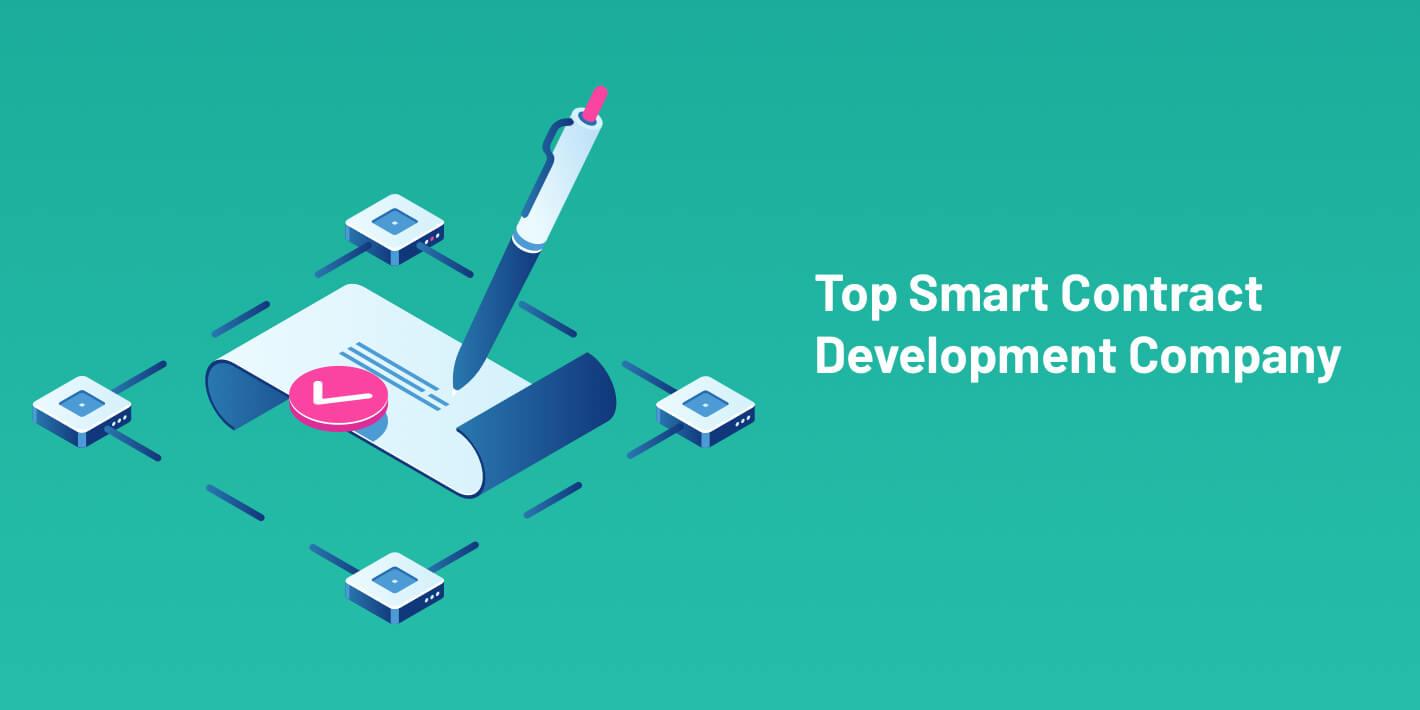Top Smart Contract Development company - Lets Nurture