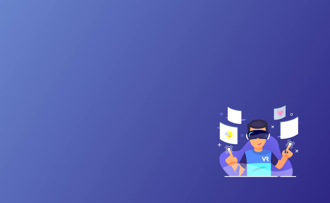 Virtual Reality App Development - Lets Nurture