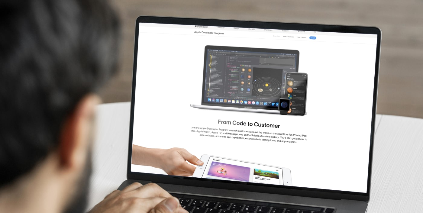Steps to Create Apple Enterprise Developer Account